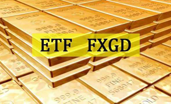 Обзор фонда FXGD золото