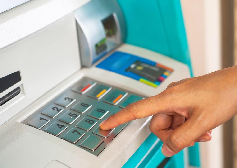 набор Пин Кода в Почта Банке