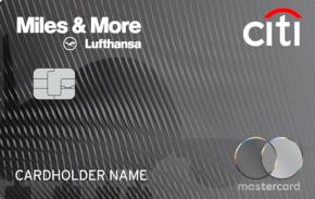 Miles & More World Elite Mastercard