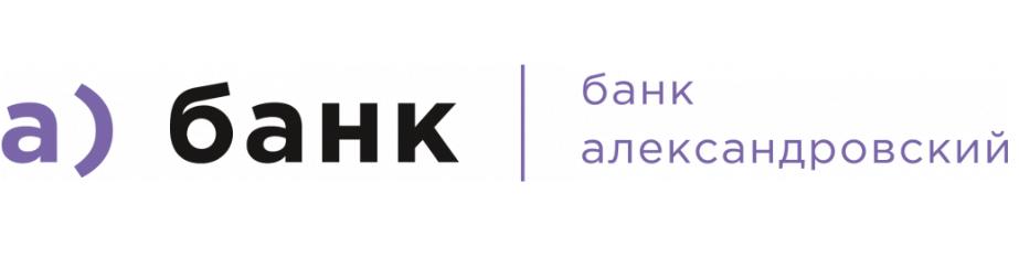 Логотип банка Александровский
